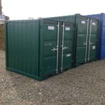 New Storage Containers (Green)