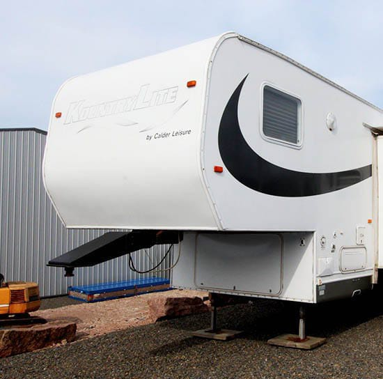 2007 American Kountry-Lite 26RK 5th Wheel