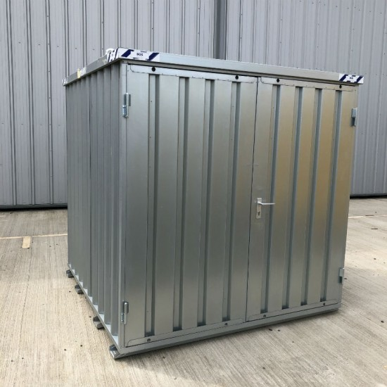 Flat Pack Steel Stores