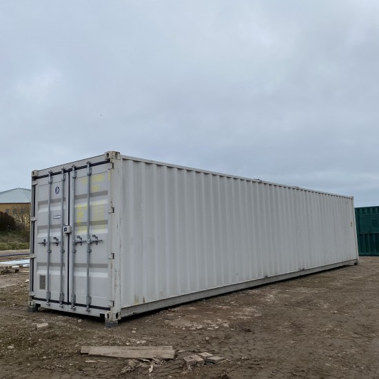 One-Trip 40ft Steel Shipping Container