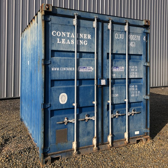 10ft High Cube Container