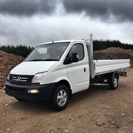 19 69 LDV V80 2.5 L2 Chassis 136ps with 4.2m Dropside