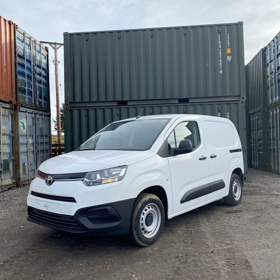 2020 Toyota Proace City 1.5 Active L1 White