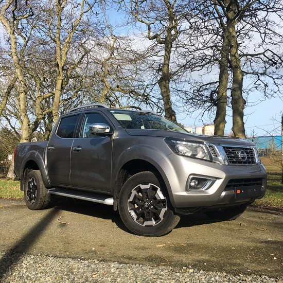 2021 Nissan Navara 2.3 Tekna Auto Twilight Grey