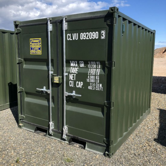 9ft Steel Storage Containers