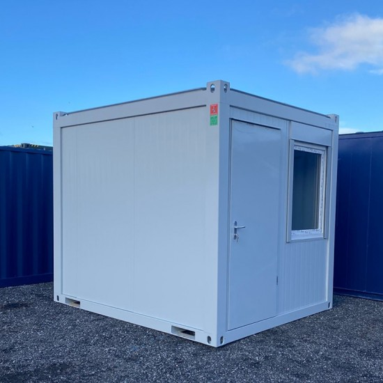 10x8ft Portable Cabin