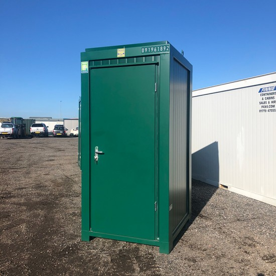 5FT Toilet Cabin Green