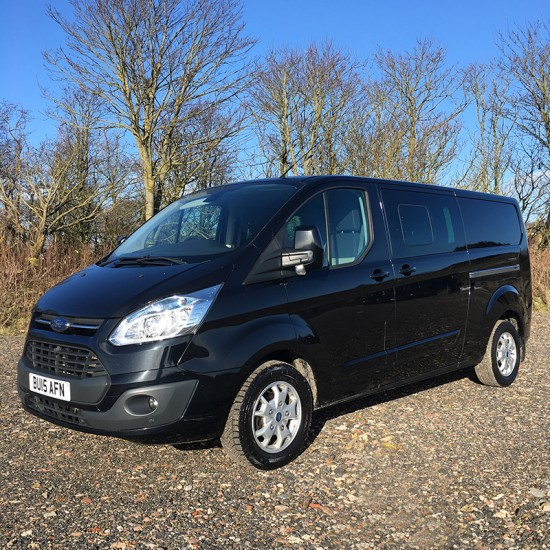 15 15 Ford Transit Custom 2.2 Limited Double Cab L2 290
