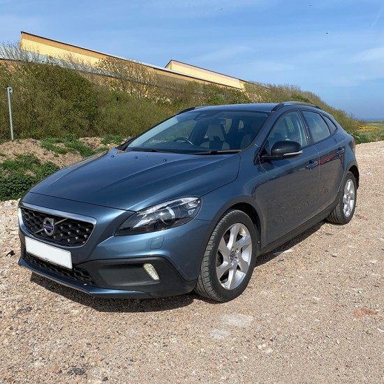 13 63 Volvo V40 Cross Country 1.6 Lux D2 Blue