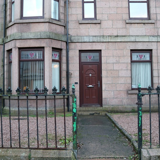 Flat 71 Queen Street, Peterhead